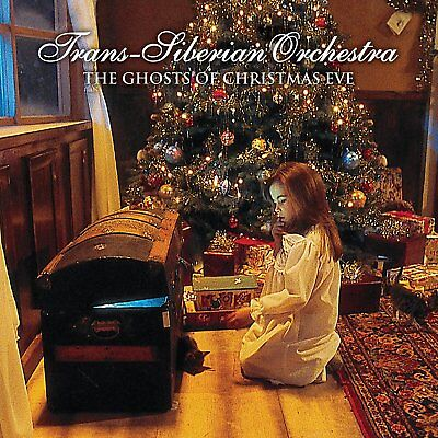 The Ghosts Of Christmas Eve by Trans-Siberian Orchestra [Audio CD] FREE SHIPPING