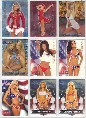 The Costello Twins 2002 Benchwarmer Chromium American #14
