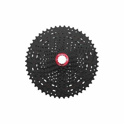 Wide Ratio Mtb cassette sprocket MZ90 12s 11-50T black SUNRACE bike SPROCKETS