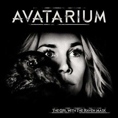 Avatarium - The Girl With The Raven Masque Neuf CD (Pré Sortie 23 Oct )