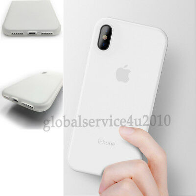 New Genuine Official Slim Shockproof Soft Silicone Case Cover for iPhone X 10 UK
