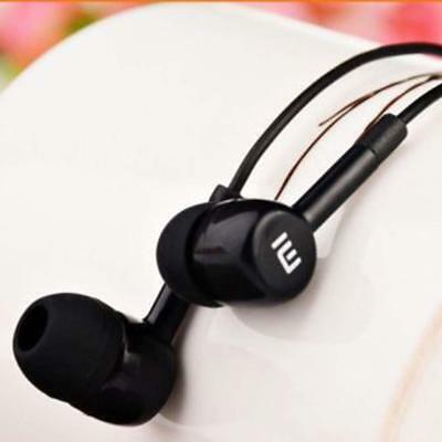 3.5mm Headphone Earphone with Mic Remote for Xiaomi iPhone Mp3 Smartphone New&Y2