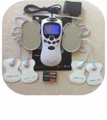 Muscle Stimulator Pain Relief Therapy TENS Unit Electric Massage Machine Pulse