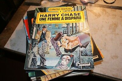 collection aventures  n 1 harry chase une femme a disparu