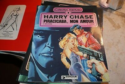 collection aventures  n 5 harry chase piracicaba mon amour