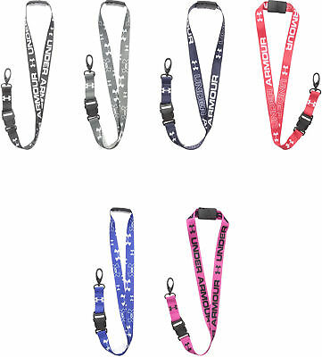 Under Armour Undeniable Lanyard, 8 Colors