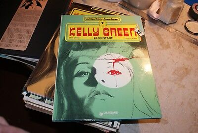 collection aventures  n 9 kelly green le contact