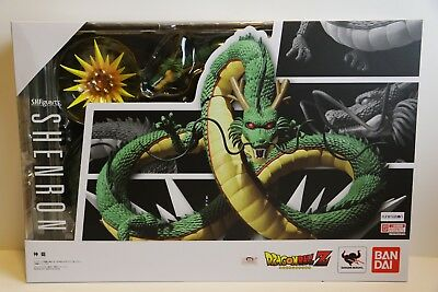 IN STOCK S.H. Figuarts Dragonball Z Shenron Action Figure Tamashii Nations USA