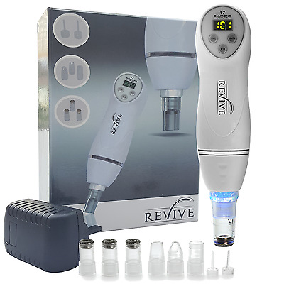Revive Microdermabrasion Peeling Machine Blackhead Remover Vacuum Suction