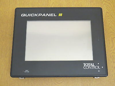 TOTAL CONTROL QPI21100E2P SER.A Quick Touch Panel - Excellent Used Condition