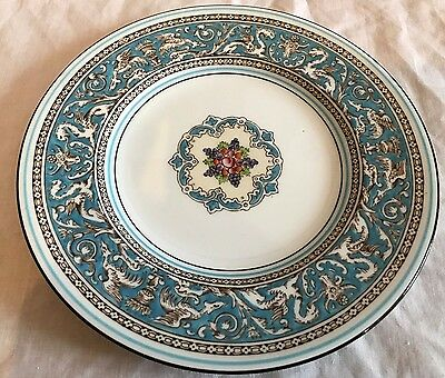 Wedgwood Florentine Turquoise Tea / Side Plate  W2714 Pattern (12 Available)