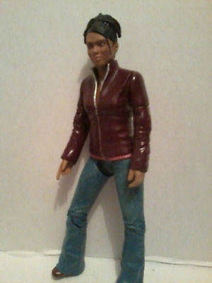 MEL B DOLL - SCARY SPICE GIRLS - 2006 - ACTION FIGURE, MOVABLE LIMBS good cond
