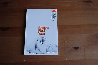 Baby's First Year - The Bounty Baby Book, 11th Edition, 1975