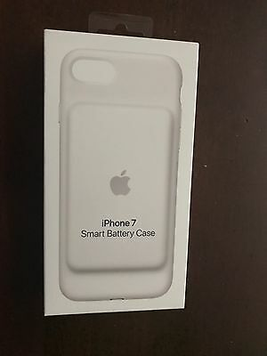 Apple iPhone 7 Smart Battery Case 100% Authentic (White)