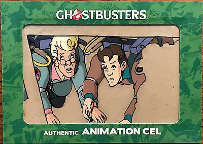 2016 Cryptozoic Ghostbusters Animation Gel 1/1
