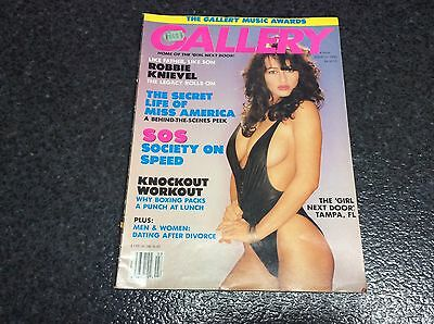 Gallery , March 1990  - Magazine Vintage