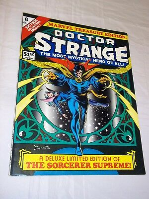 Doctor Strange / Marvel Treasury Edition (1975) Stan Lee / Steve Ditko...