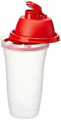 Tupperware Jumbo Quick Shake - Shaker/ Mixer 500 Ml - 100% Original New Unused