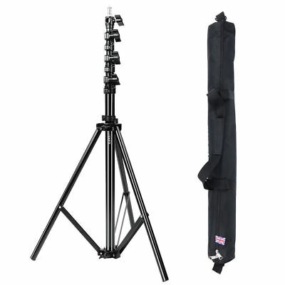 2.9m Professional Air Damped Pneumatic Heavy Duty Studio Light Stand by Hakutatz