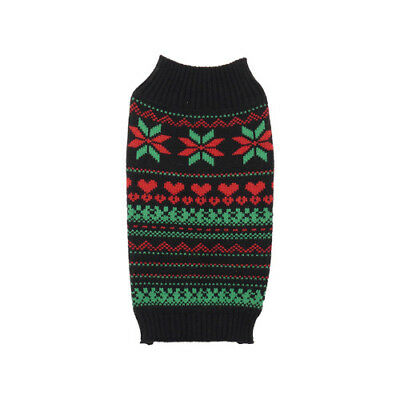 Knitted Small Medium Large Extra Large Dog Pet Puppy Christmas Sweater Jumper