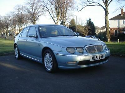 Rover 75 Club 2.0 Cdt Automatic 2001