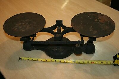 Vintage Jacobs Brothers Detecto Scale No. 1