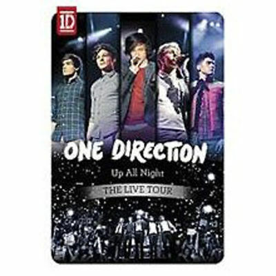 One Direction - Up All Night - The Live Tour NEW DVD