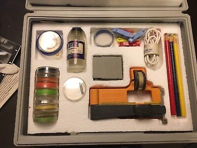 Rare - Guillotine Super 8 Editor`s Workshop + Instructions + Diy Kit + Much More