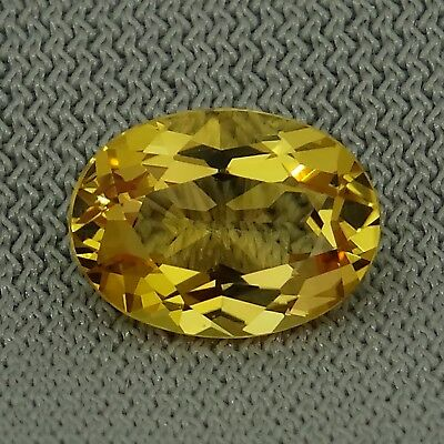 oval cut natural our preto imperial topaz 0.93ct Genuine Loose Gemstones