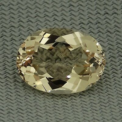 oval cut natural morganite 1.39ct Genuine Loose Gemstones