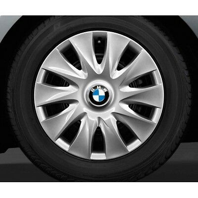 BMW Genuine 16 Steel Wheel Rim Cover Hub Cap F20 F21 F30 F31 36136791806