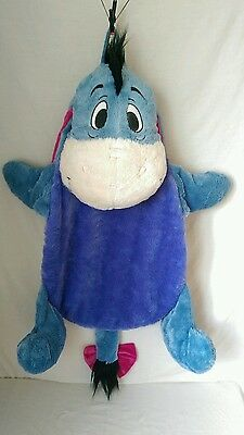 """Disney Store Eeyore 32"""" Play Mat Rug With Grip Backing New RRP £60"""