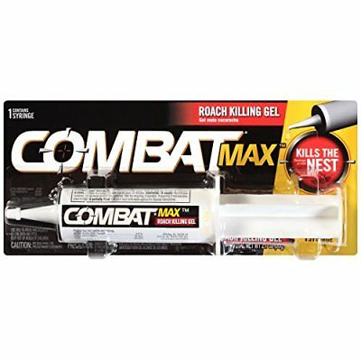 Combat Source Kill Max Roach Killing Gel 60 Grams 2.1 OZ