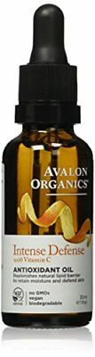 Avalon Organics Intense Defense Antioxidant Oil 1 Fluid Ounce