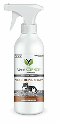 VetriScience Laboratories -Vetri-Repel Flea & Tick Repellent Spray 16 Ounce