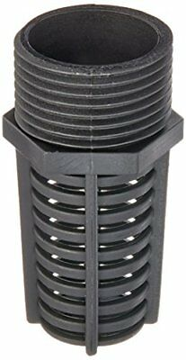 Lifegard Aquatics 1-Inch Threaded Suction/Overflow Strainer