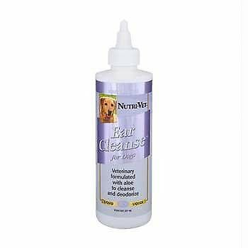 Nutri-Vet Ear Cleansing - 8 oz