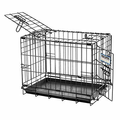 Precision Pet Two-Door Great Crate Small - 24x18x20 inches