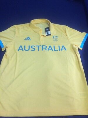 Australia Olympic Team Shirt Xl