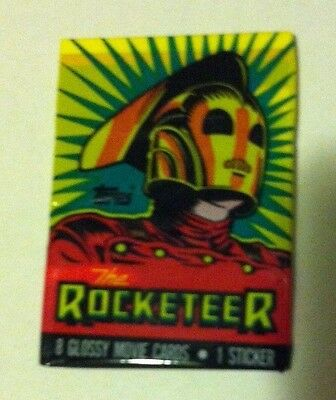 The Rocketeer Card Pack