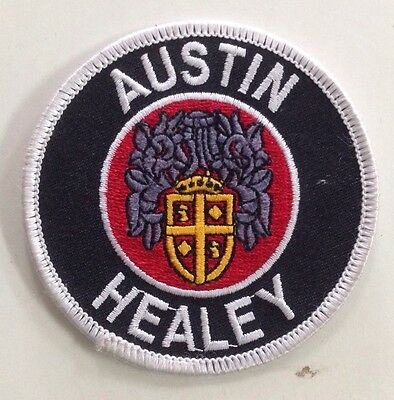 Austin Healey Cloth Patch 100 100-6 3000 Sprite Mark Mk I Ii Iii Bmc Bn1 Bn2