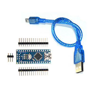 Newest FT232RL FTDI Micro-controller Module for Arduino Nano V3.0 With Cable
