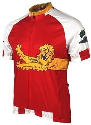 Adrenaline Promotions Canadian Provinces Prince Edward Island Cycling Jersey a6175d769