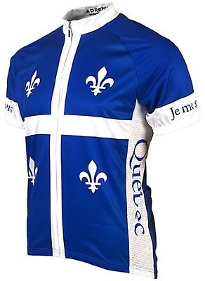 ADRENALINE PROMOTIONS CANADIAN Provinces Alberta Cycling Jersey ... 2a92559e2