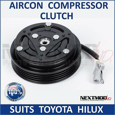 AirConditioning AC Compressor Clutch fit TOYOTA HILUX 2005 to 2012. 88410-71040