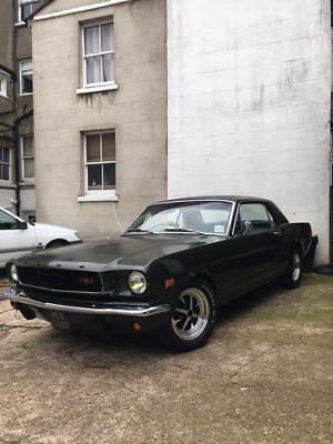 1966 FORD MUSTANG 3.3 litre Daily driver