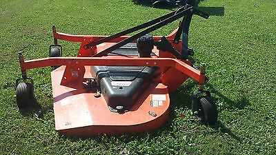 Christmas pricing, 7 ft. Lands Pride Finish Mower deck, 3 Pt. Hitch