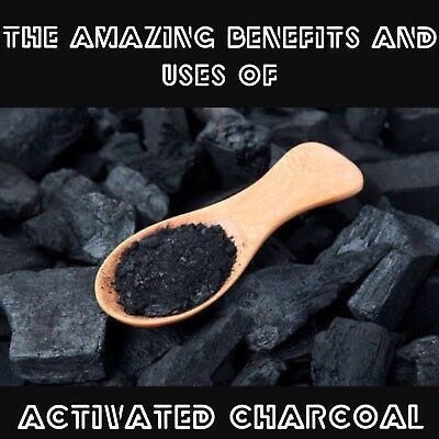 Activated Charcoal Powder Detoxifying Toothpaste Acne Treatment High Quality
