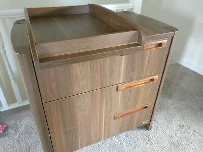 babystyle chest changing table