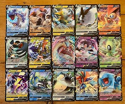100 Pokemon Cards Bulk Lot - GUARANTEED GX +15 Rare/Rev Holos! FREE EXPRESS!